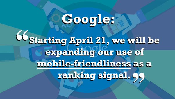 Google Clarion Call for Mobile